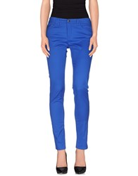 Armani Jeans Trousers Casual Trousers Women Blue