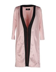 Gattinoni Coats And Jackets Full Length Jackets Women Pink