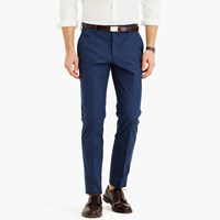 J.Crew Ludlow Suit Pant In Italian Cotton Pique French Navy