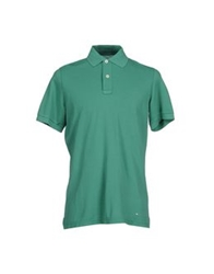 Alain Polo Shirts Green