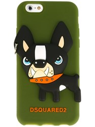 Dsquared2 Dog Iphone 6 Case Green