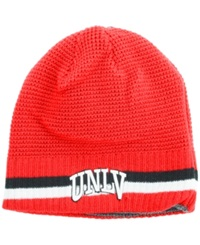 Top Of The World Unlv Runnin' Rebels Sixer Reversible Knit Hat Red