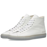 Common Projects Tournament High Polished White