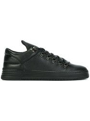 Filling Pieces Chunky Sole Sneakers Black