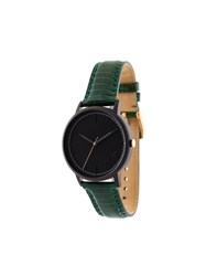 Forty Five Ten X Fossil Black Dial Watch Green