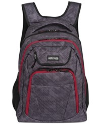 Kenneth Cole Reaction Tribute Backpack In Cinder Red