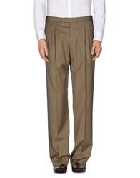 Maestrami Trousers Casual Trousers Men Military Green