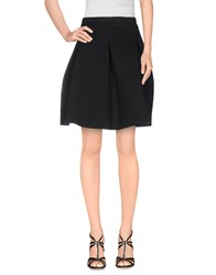 .. Merci Skirts Knee Length Skirts Women Black