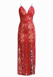 Jarlo Jayden Occasion Wear Red