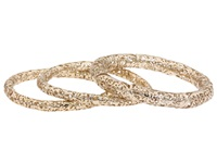 Kendra Scott Lucca Set Of 3 Bangles Gold Bracelet