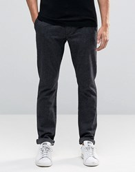 Selected Homme Brushed Chinos Grey