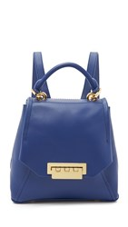 Zac Posen Eartha Envelope Backpack Cobalt