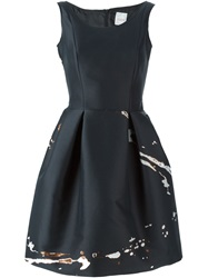 Eggs 'Dorian' Dress Black