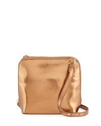 Hobo Camilla Crossbody Bag Mirror Bronze