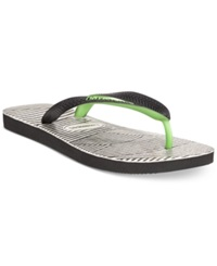 Havaianas Top Optical Zig Zag Sandals Men's Shoes