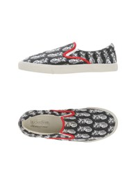 Bucketfeet Footwear Low Tops And Trainers Men Black