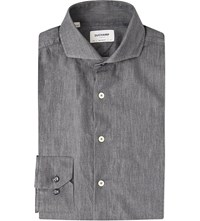 Duchamp Tailored Fit Denim Shirt