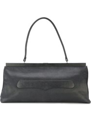 Maison Margiela Vintage 'Doctor Bag' Tote Black