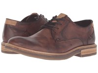 Steve Madden Bentley Brown Men's Lace Up Casual Shoes
