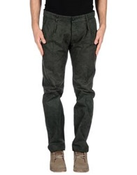 Macchia J Casual Pants Dark Green