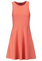 New Look Jersey Dress Coral