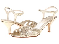 Caparros Heirloom Gold Metallic High Heels