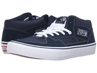 Vans Half Cab Pro Dress Blues Men's Skate Shoes Navy