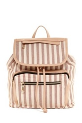 Urban Expressions Rosslyn Backpack Beige