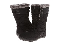 Columbia Minx Mid Ii Omni Heat Black Charcoal Women's Hiking Boots