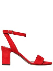 Tabitha Simmons 70Mm Leticia Suede Sandals