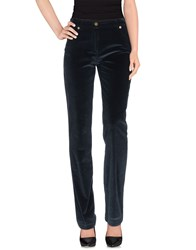 Roberta Scarpa Trousers Casual Trousers Women Dark Blue