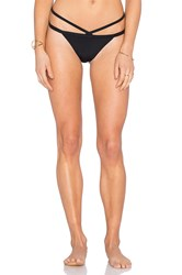 Rachel Pally Sunset Bikini Bottom Black