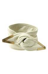 Colette Malouf 'Twist On The Wrist' Leather Hair Tie