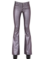 Alyx Stretch Flared Coated Cotton Pants