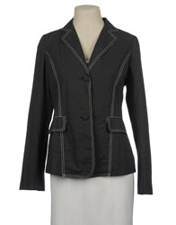 Yumi' Suits And Jackets Blazers Women Black