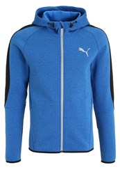 Puma Tracksuit Top Royal Heather Blue