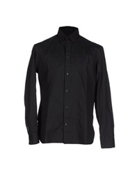Balenciaga Shirts Shirts Men Black
