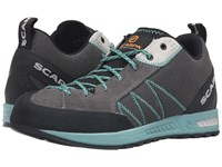 Scarpa Gecko Lite Shark Lagoon Women's Shoes Gray
