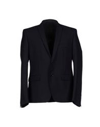 Master Coat Blazers Dark Blue