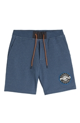 Marc By Marc Jacobs Cotton Gym Shorts