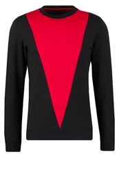 Your Turn Sweatshirt Black Red