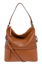 Lodis 'Kate Collection Sunny' Hobo Brown Toffee