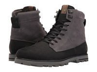Volcom Smithington 2 Smoke Men's Lace Up Boots Gray