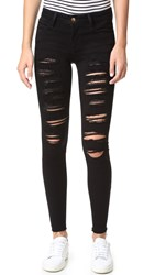 Joe's Jeans The Icon Ankle Mid Rise Skinny Saxton
