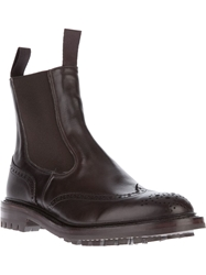 Trickers 'Henry' Boot Brown