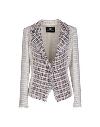Rena Lange Suits And Jackets Blazers Women White
