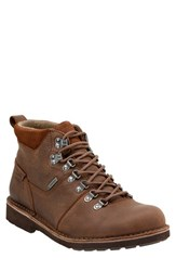 Clarksr Men's Clarks 'Lawes High Gtx' Round Toe Boot Brown