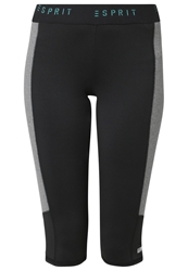 Esprit Sports Tights Asphalt Grey Dark Gray