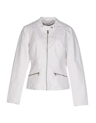 Jdy Jacqueline De Yong Coats And Jackets Jackets Women White