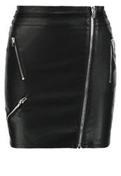 Only Onlnewham Mini Skirt Black
